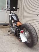 ドラッグスター400(4TR)フリスコストリートチョッパースポタン